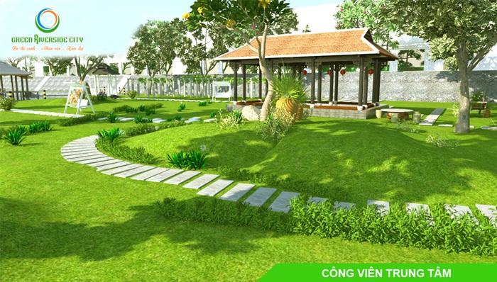 dự án green riverside bình chánh