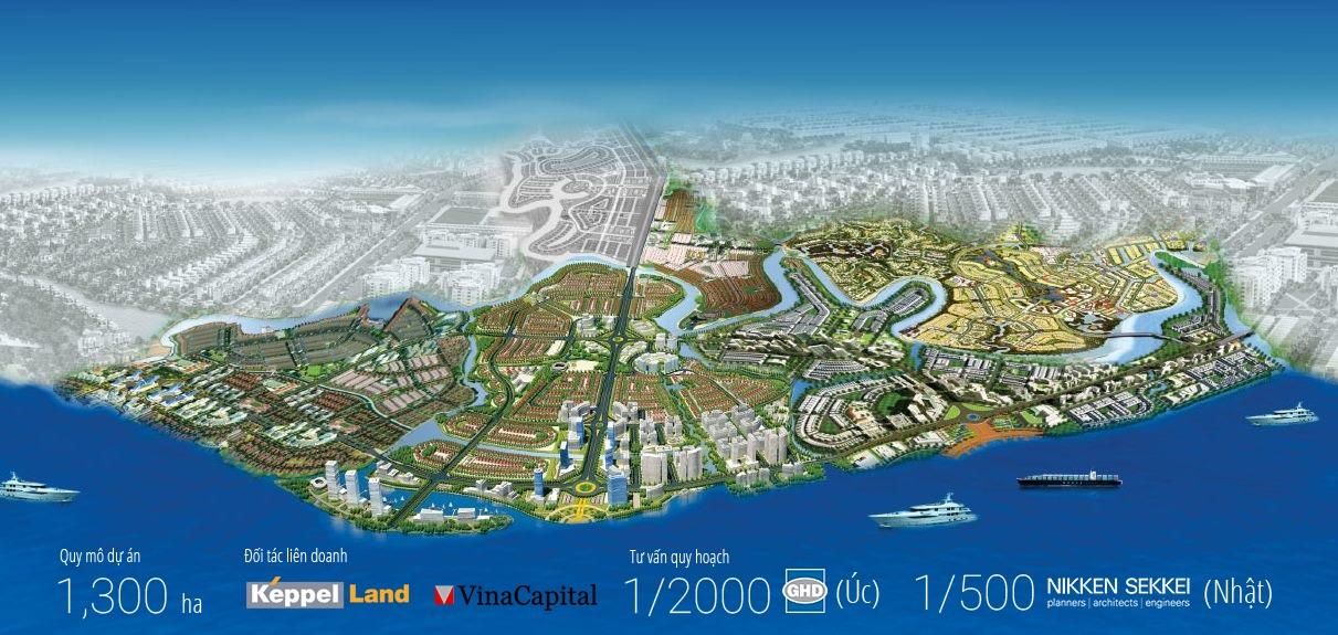 khu đô thị long hưng dreamland city
