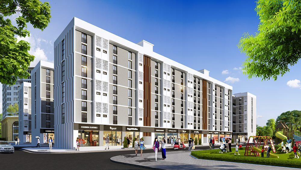 dự án phúc an village city