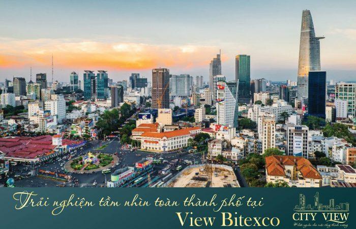 Căn hộ Heaven Riverview – City View